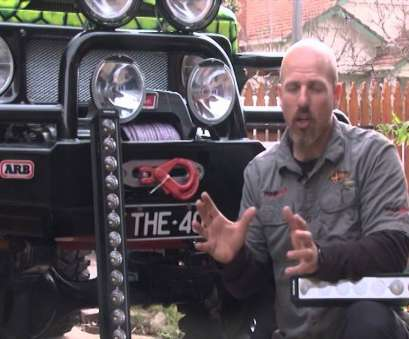 how to wire a kings light bar LED Light, Install on THE40 How To Wire A Kings Light Bar Creative LED Light, Install On THE40 Photos
