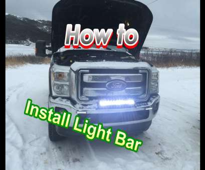 how to wire a kings light bar Light, Installation, Wiring!, detail) On Ford F-250 Superduty.. 24.5'' L.E.D, YouTube How To Wire A Kings Light Bar Top Light, Installation, Wiring!, Detail) On Ford F-250 Superduty.. 24.5'' L.E.D, YouTube Galleries