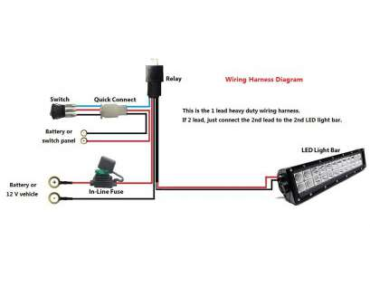 how to wire a kings light bar Off Road, Light, Wiring Harness Ampper 14, Heavy Duty At Throughout Diagram How To Wire A Kings Light Bar Popular Off Road, Light, Wiring Harness Ampper 14, Heavy Duty At Throughout Diagram Photos