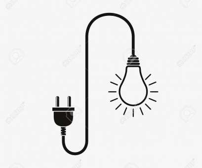 how to wire a light bulb to a plug Light bulb, wire plug, vector illustration. Concept connection, connection, disconnection 9 Popular How To Wire A Light Bulb To A Plug Pictures