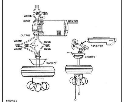 How To Wire A Light Ceiling Fan Most Hunter Ceiling, Remote Control Wiring Diagram, Hobbies Solutions