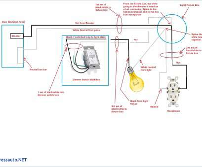 how to wire a light fixture from an outlet How To Wire Switches Combination Switchoutlet Light Fixture Within 12 Cleaver How To Wire A Light Fixture From An Outlet Galleries