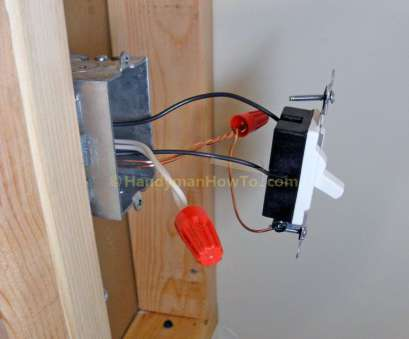how to wire a light in a closet Photo tutorial showing, to Wire a Light Switch while building a basement closet 10 Popular How To Wire A Light In A Closet Galleries