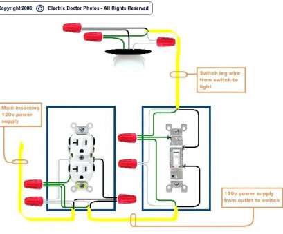 how to wire a light switch and an outlet together Electrical Wiring Diagrams Light Switch Outlet To Diagram Random 2 Receptacle How To Wire A Light Switch, An Outlet Together Nice Electrical Wiring Diagrams Light Switch Outlet To Diagram Random 2 Receptacle Collections