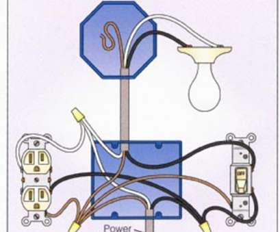 how to wire a light switch and an outlet together Wiring A Light Fixture, Outlet With, Brilliant Switch Together How To Wire A Light Switch, An Outlet Together Brilliant Wiring A Light Fixture, Outlet With, Brilliant Switch Together Galleries