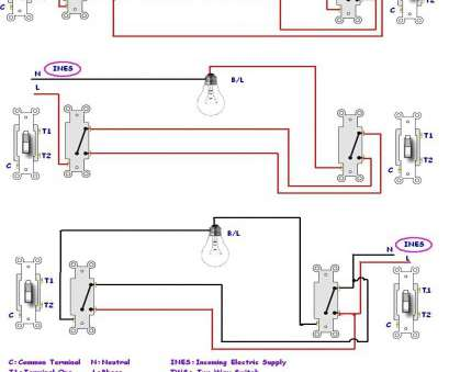 13 Fantastic How To Wire A Light Switch Canada Pictures