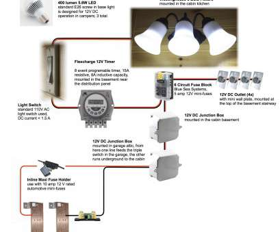 How To Wire A Light Switch From Panel Fantastic 12 Volt Light Switch Wiring Diagram, Google Search, RV Stuff Galleries