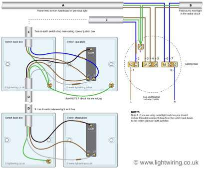 how to wire a light switch middle of circuit ... Wall Switch In Different Location To Control Same Group Of S, Wiring Diagram 2 Way How To Wire A Light Switch Middle Of Circuit Fantastic ... Wall Switch In Different Location To Control Same Group Of S, Wiring Diagram 2 Way Ideas