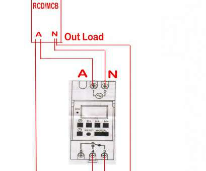 15 Brilliant How To Wire A Light Switch Timer Collections