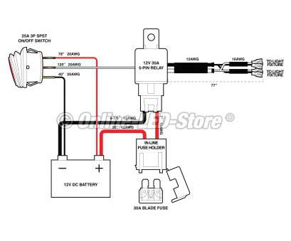 how to wire a light bar to a rocker switch ... 3, Rocker Switch Wiring Diagram Elegant, Light, In 15 Cleaver How To Wire A Light, To A Rocker Switch Photos