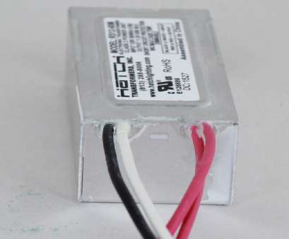 How To Wire A Light Transformer Professional 60W 11.5V Halogen Transformer With 6In. Wire Leads Galleries