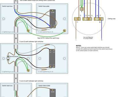 18 Fantastic How To Wire A Light With 4 Cables Collections