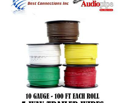 how to wire a light with 5 wires Details about 5 Rolls 10 Gauge, Ft Trailer Light Cable Wiring Harness, Truck, 5 Way How To Wire A Light With 5 Wires Fantastic Details About 5 Rolls 10 Gauge, Ft Trailer Light Cable Wiring Harness, Truck, 5 Way Solutions