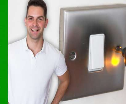 9 Creative How To Wire A Metal Light Switch Uk Images