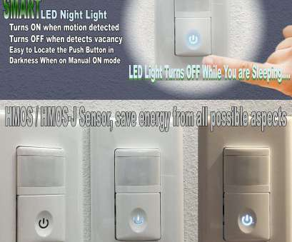 how to wire a night light switch Enerlites HMOS, Occupancy/Vacancy Motion Sensor Wall Switch, SMART, Night Light How To Wire A Night Light Switch New Enerlites HMOS, Occupancy/Vacancy Motion Sensor Wall Switch, SMART, Night Light Galleries