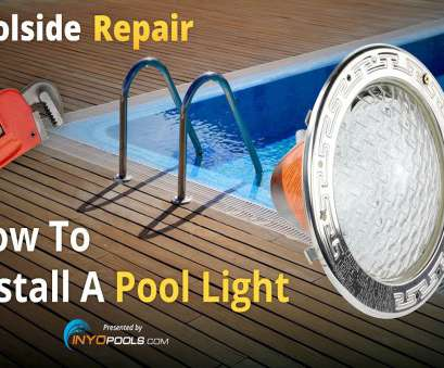 how to wire a pool light junction box Poolside Repair:, To Install A Pool Light How To Wire A Pool Light Junction Box Simple Poolside Repair:, To Install A Pool Light Solutions