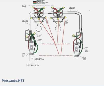 how to wire a three way switch with power at the light Wiring Diagram, Multiple Recessed Lights, Switch, Light How To Wire A Three, Switch With Power At, Light Practical Wiring Diagram, Multiple Recessed Lights, Switch, Light Galleries