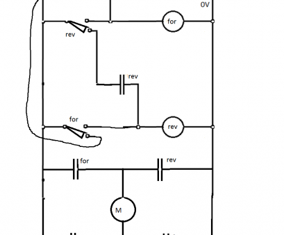 how to wire a two way dc switch switches circuit, a dc motor with 2 microswitches reversing rh electronics stackexchange, Two-Way Switch Wiring Diagram Two-Way Switch Wiring Diagram 8 Cleaver How To Wire A, Way Dc Switch Collections
