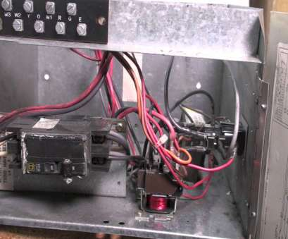 how to wire an electric furnace How to check, burned wires, terminals in, electric furnace. Part, YouTube 10 New How To Wire An Electric Furnace Pictures