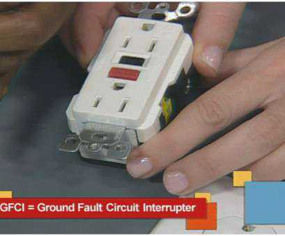 how to wire an electrical outlet from a circuit breaker box Install a GFCI Outlet, how-tos, DIY How To Wire An Electrical Outlet From A Circuit Breaker Box Simple Install A GFCI Outlet, How-Tos, DIY Photos