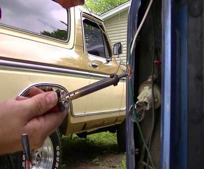 how to wire dome light in camper shell Blue F-150 Topper Dome Light Rewiring 11 Professional How To Wire Dome Light In Camper Shell Galleries