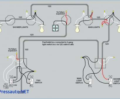 how to wire a 3 gang 2 way light switch 3 Gang 2, Light Switch Wiring Diagram Ceiling, Ideas Design At Electrical Box 10 Brilliant How To Wire, Gang 2, Light Switch Pictures