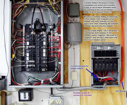 20 Best How To Wire In A Generator Transfer Switch Diagram Solutions