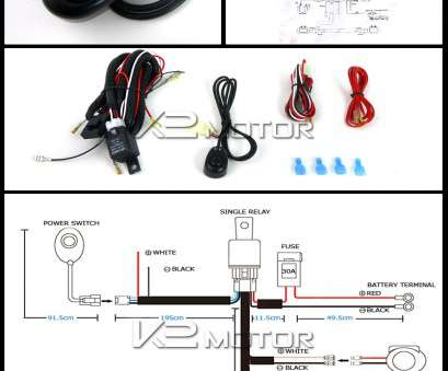 how to wire offroad lights with a relay and switch Off Road, Working Lights Wiring, (4x4) How To Wire Offroad Lights With A Relay, Switch Popular Off Road, Working Lights Wiring, (4X4) Pictures