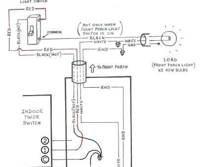 11 Most How To Wire, Outside Lights To, Switch Photos