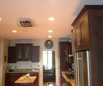 18 Brilliant How To Wire Recessed Lights In Kitchen Solutions