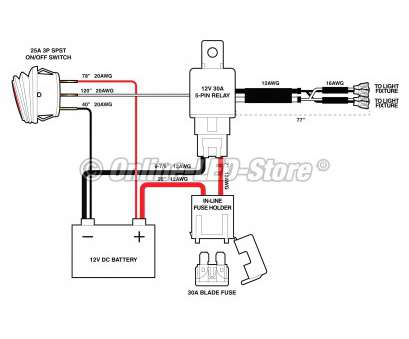 12 Brilliant How To Wire, Switches To, Light 12V Images
