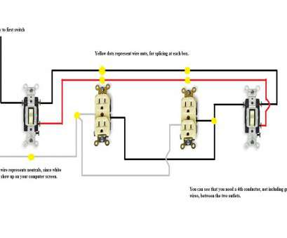 how to wire a 3 way duplex switch Wiring 3, Duplex Switch Info, A Outlet Diagram, fonar.me 15 Brilliant How To Wire, Way Duplex Switch Solutions