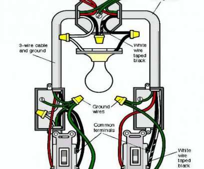how to wire a 3 way switch outlet 37 Recent Electrical Wiring 3, Switch Outlet, slavuta-rd How To Wire, Way Switch Outlet Nice 37 Recent Electrical Wiring 3, Switch Outlet, Slavuta-Rd Images