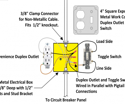 how to wire a 3 way switch outlet Wiring Diagram 3, Switch 2 Lights, A Pilot Light Delighted How To Wire, Way Switch Outlet Brilliant Wiring Diagram 3, Switch 2 Lights, A Pilot Light Delighted Galleries
