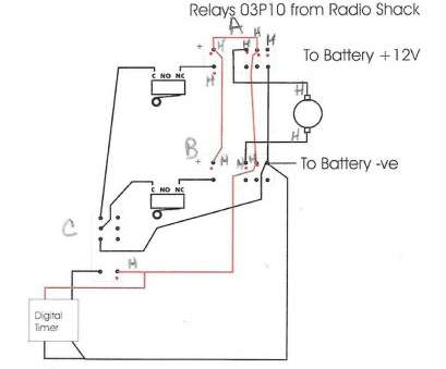 how to wire a 3 way switch to a dc motor how do i wire a, dc motor to micro switches relay digital timer rh chromatex me Intermatic Timer Wiring Install Wall Switch Wiring 12 Best How To Wire, Way Switch To A Dc Motor Collections