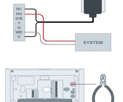 idevices thermostat wiring diagram Adding a 24, external transformer: A, option, heat-only Idevices Thermostat Wiring Diagram New Adding A 24, External Transformer: A, Option, Heat-Only Solutions