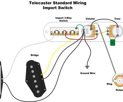 import 3 way switch wiring Import 3, Switch Wiring Question HELP Telecaster Guitar Forum Beautiful Fender 16 Popular Import 3, Switch Wiring Collections