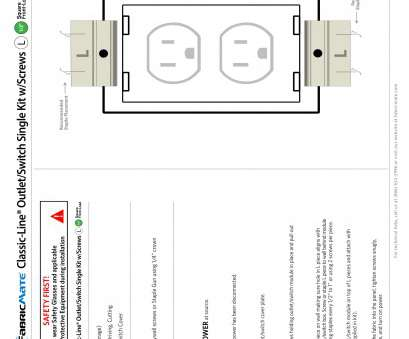 install a switch kit Classic-Line®, in. Outlet, Switch Single,, L, Square Install A Switch Kit Perfect Classic-Line®, In. Outlet, Switch Single,, L, Square Ideas