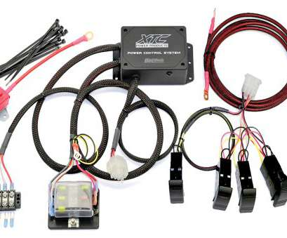 install a switch kit XTC POWER PRODUCTS PLUG & PLAY SYSTEM, Dirt Wheels Magazine Install A Switch Kit Cleaver XTC POWER PRODUCTS PLUG & PLAY SYSTEM, Dirt Wheels Magazine Pictures