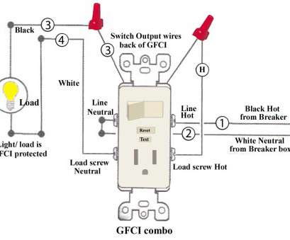 9 Fantastic Install A Switch Outlet Combo Images