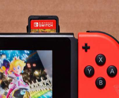 install switch game The Nintendo Switch made me swear, physical games -, Verge 17 Nice Install Switch Game Ideas