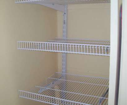 10 Top Installation Of Rubbermaid Wire Shelving Photos