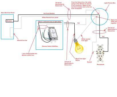 installing a light fixture with 2 switches Wiring Diagram Wave, Best Wiring Diagrams 2 Lights E Switch Installing A Light 3 At 12 New Installing A Light Fixture With 2 Switches Images
