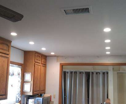 installing recessed lights in a finished ceiling The finished ceiling. We removed, Acoustic ceilings, repaired, falling ceiling, then Installing Recessed Lights In A Finished Ceiling Most The Finished Ceiling. We Removed, Acoustic Ceilings, Repaired, Falling Ceiling, Then Pictures