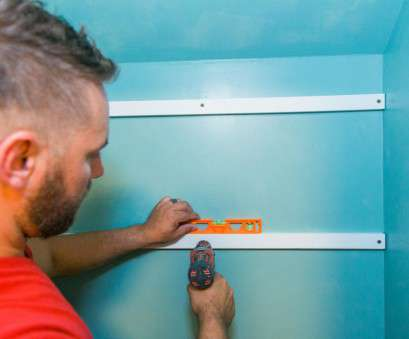 installing wire shelving in pantry How to Replace Pantry Wire Shelving, how-tos, DIY Installing Wire Shelving In Pantry Best How To Replace Pantry Wire Shelving, How-Tos, DIY Collections