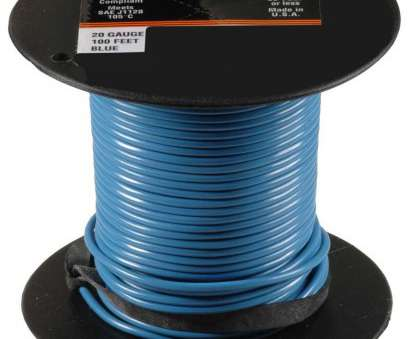 Is 18 Gauge Wire Smaller Than 20 Best Auveco # 15372 14 Gauge 25 Feet Fusible Link Wire Images