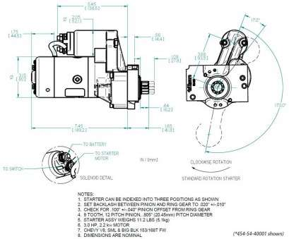 jegs mini starter wiring diagram Tilton 40000-Series Severe Duty Super Starters, JEGS 18 Popular Jegs Mini Starter Wiring Diagram Photos