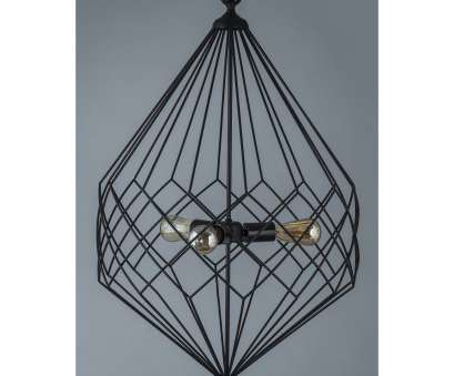 Large Black Wire Pendant Light Perfect Shop Black Wire Large Pendant, Free Shipping Today, Overstock.Com, 11551211 Ideas