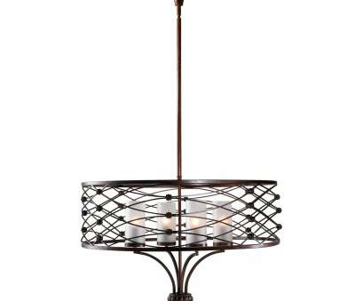 large wire pendant light magnifying glass image Shown in Iron finish, Calcutta Dusk glass Large Wire Pendant Light Cleaver Magnifying Glass Image Shown In Iron Finish, Calcutta Dusk Glass Images