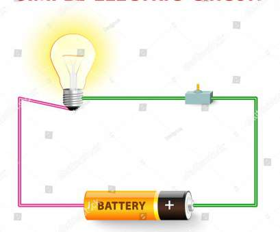light switch electrical circuit A simple electric circuit. Electrical network. switch, light bulb, wire, battery 19 Professional Light Switch Electrical Circuit Collections